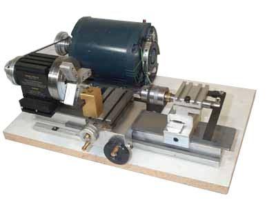 Micro Lathe II Machines